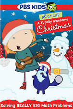 Peg + Cat: A Totally Awesome Christmas NEW (DVD, 2015)