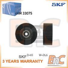 SKF V-RIBBED BELT DEFLECTION/GUIDE PULLEY SET OEM VKM33075 5751.75