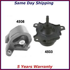 Engine Motor Mount Set For: 02/05 Honda Civic  2PC 2.0L