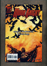 HTF 2009 Moon Knight #25 Movie Netflix First Print Marvel Comics Arthur Suydam