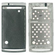 Original Sony Ericsson Xperia Arc S LT15i LT18i  Cover Display Rahmen silber