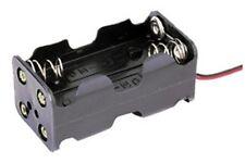 Battery holder Batteriehalter portapilas porta pilas 4xAA AA LR06