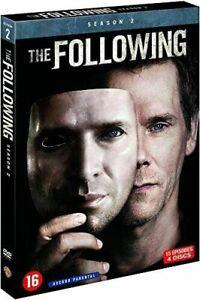 DVD - FOLLOWING, L'INTEGRALE DE LA SAISON 2 / BACON, PUREFROY, WARNER