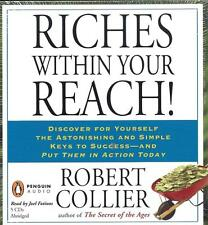 NEW - Riches Within Your Reach! by Collier, Robert