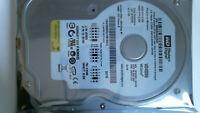40GB IDE Western Digital WD400BB-08JHC0  NEU