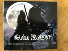 GRIM REAPER – The Demos Collection (NEW*LIM.300 DIGIPAK*NWOBHM CLASSIC)