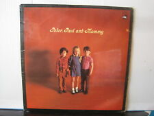PETER PAUL & MARY Peter Paul and Mommy WARNER BROS RECORDS VINYL LP Free UK Post