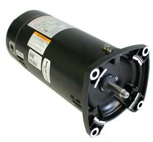 A.O. Smith USQ1152 1.5 HP Up-Rated Pool/Spa 48Y Frame Century Motor Replacement