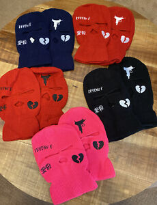 Winter Face Ski Beanie Winter 3 Hole Beanie Hat Uzi Wholesale  Available 10/$120