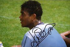 Patrick Kluivert Niederlande WM 98 - Fußball Origi. Autogramm Fotoabzug (D-2287