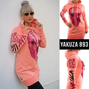 Yakuza Frauen Sweatshirt Allergic pink Sport,Freizeit Sweatshirt B-Ware