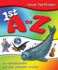 1st A to Z Encyclopedia (Visual Factfinder),  | Paperback Book | Good | 97818423