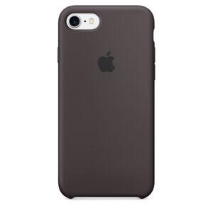 Apple MMX22ZM/A Custodia Cover Silicone per Iphone 7 A1660 A1778 Marrone