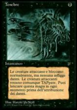 MTG DARKNESS ITALIAN - POOR/ROVINATA TENEBRE - LGND - MAGIC