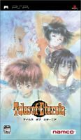 USED PSP Tales of Eternia Game soft