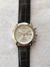 Seiko Lukia 7t92 Quartz Wrist Watch Unisex in Excellent Condition F/S