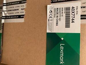 Genuine Lexmark 40X7744 Fuser