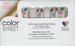 CS Nail Color Strips No Duh Retro 100% Nail Polish -Made in the USA!