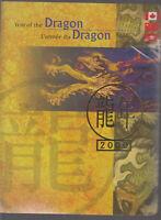CANADA Year of the DRAGON pack with China & Hong Kong MNH original package 2000