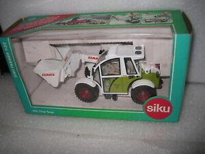 SIKU 1/32 CLAAS TARGO C50 LOADER SIKU FARMER SERIES   MADE IN GERMANY #4851