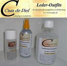 CDP Pelle plastificanti LEATHER Softener morbida per duri Pelle - 100ml libero H.