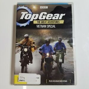 Top Gear: The Great Adventures - Vietnam Special | Jeremy Clarkson | DVD | BBC