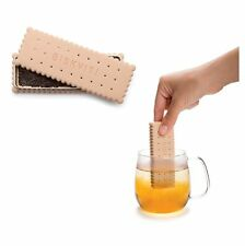 INFUSORE THE FILTRO PER INFUSI BISCOTTO  TEA INFUSER BISKVITI MONKEY BUSINESS