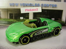 2011 Hot Wheels MX48∞metallic green pearl; oh5∞New LOOSE∞Multi pack Exclusive
