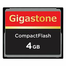 Dane-Elec/Gigastone 4GB Compact Flash Memory Card for Canon Powershot G6