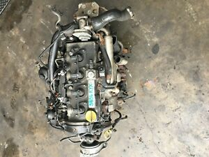 VAUXHALL 1.7 CDTI Z17DTL ENGINE MILEAGE 131K (GEARBOX ALSO AVAILABLE)