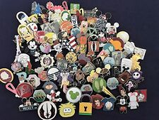 DISNEY TRADING PINS LOT OF 400 - 100% TRADABLE - 200 DIFFERENT PIN PLUS 5 FREE