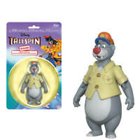 DISNEY AFTERNOONS: tailspin baloo FUNKO ACTION FIGURE MOC