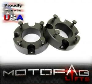 """2007-2021 Fits Toyota Tundra 2.5"""" Front Leveling Lift Kit  4WD MADE IN THE USA"""