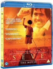 Seve The Movie Blu-ray DVD Region 2