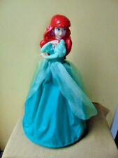 "Little Mermaid Disney Princess 21"" Ariel Light Up LED Figure Lamp Works"