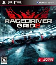 USED Game PS3 GRID2 RACE DRIVER
