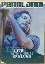 Pearl Jam ‎– Live At The House Of Blues Immortal (DVD 2012)
