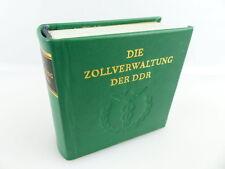 Mini libro: administración aduanera de la RDA Offizin andersen Nexö e262