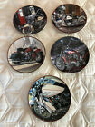 Harley+Davidson+Collector+Plates+Franklin+Mint+and+Pride+of+America