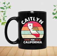 Caitlyn for California Jenner Campaign Coffee Mug