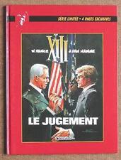 """VANCE XIII """"LE JUGEMENT Série Limitée"""""""