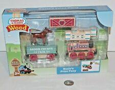 Thomas & Friends Wood - Rosie's Prize Pony - Wooden Railway Train Tank - NEW