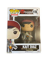 Funko Pop! GAMES Gears Of War Kait Diaz #475 Vinyl Figure Collectible A0303