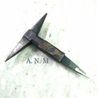 Black Iron Anvil Collectible Blacksmith Tool Gift