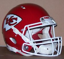 New listing Kansas City Chiefs fullsize Riddell Speed football helmet