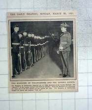 1912 Marquess Of Tullibardine And Queens Cadets, London Scottish Drill Hall