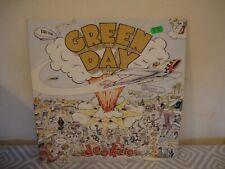 Green Day Dookie First Press LP Vinyl in Good Condition.