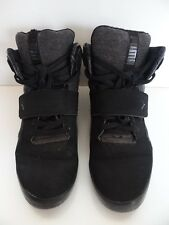 Puma Men's Black Basketball High Top Lace Shoes Size 7