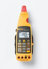 Fluke 773 Milliamp Process Clamp Meter DMM Volt Tester Digi MultiMeter+DHL/EMS