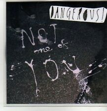 (CM911) Dangerous! Not One Of You - 2011 DJ CD